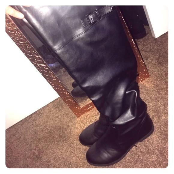 Fashion Nova Shoes - Boots